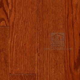 "Seasons Solid Hardwood Flooring NO.:1 Red OAK _ Cabreuva 4"" x 3/4"" xRL"